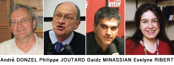 intervenants lundi 24 nov 2014
